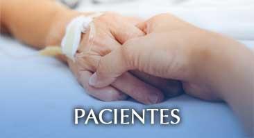 pacientes con cancer cuidados